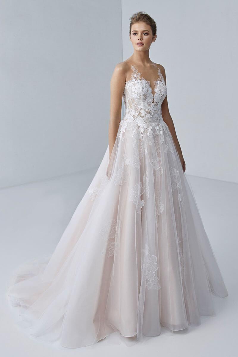 Princess Hochzeitskleid Enzoni