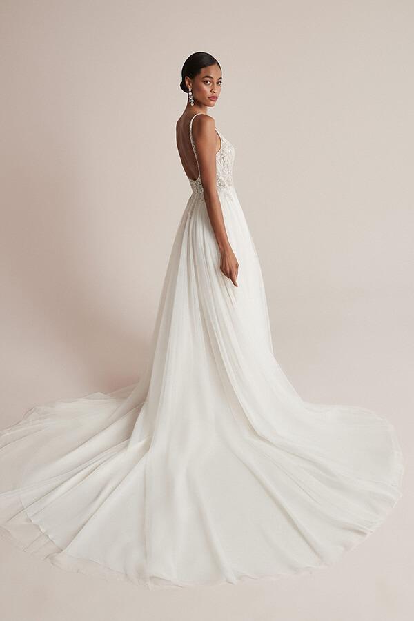 Justin Alexander Hochzeitskleid Cady 2022