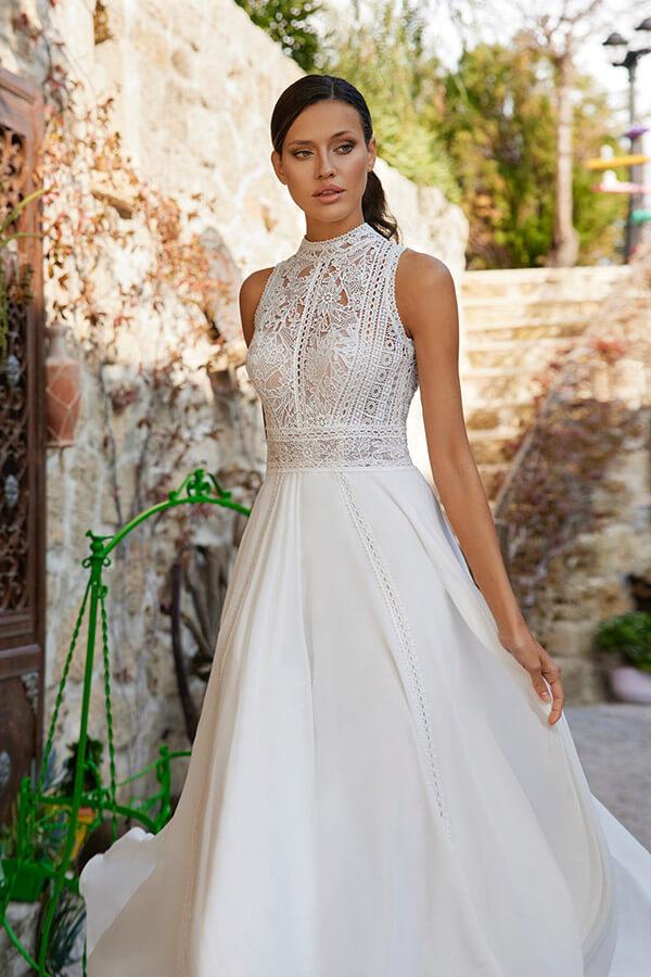 Herve Paris Hochzeitskleid 2022