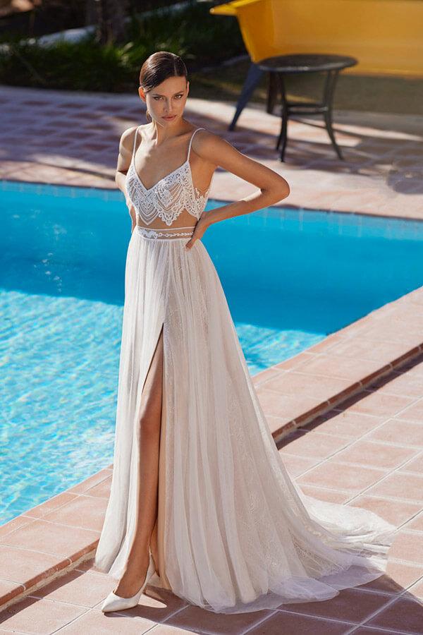 Herve Paris Vintage Brautkleid 2022