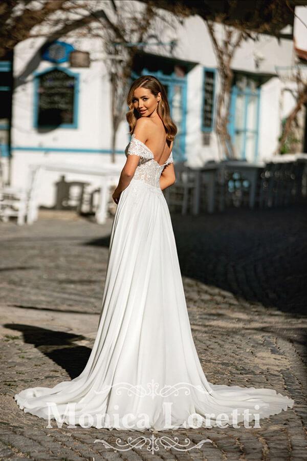 Monica Loretti Hochzeitskleid 2022